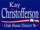 Kay Christofferson for House District 56